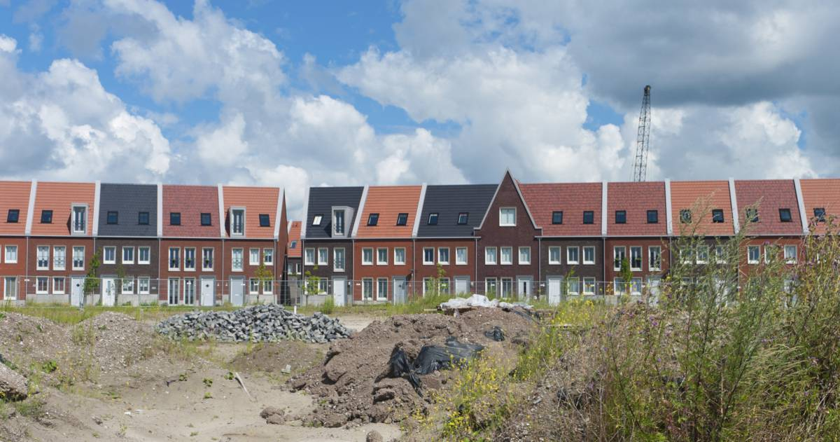 Nieuwbouw woningen