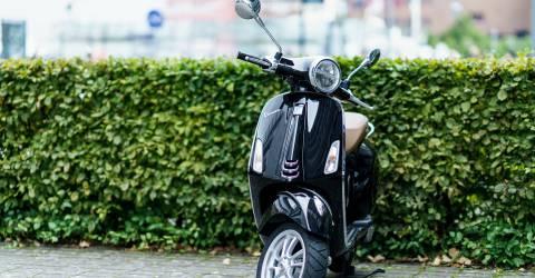 brommer, scooter, schade particulier, verkeer, snorfiets